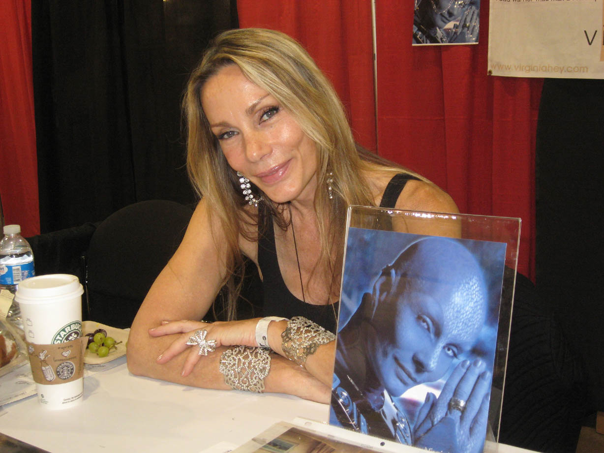 virginia hey farscape